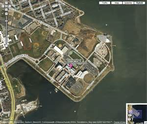 Umass Boston Campus Map by Umass Boston Computer Science Visitor Information