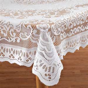 white fleur de lis lace tablecloth lace tablecloth