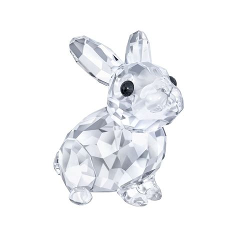 Clutch Swarovski Code 3503 swarovski living baby rabbit ornament 5135942 greed jewellery