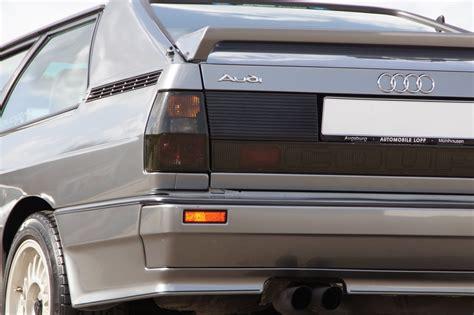 Audi Quattro 1989 by Audi Quattro 20v Urquattro 1989 Automobile Lopp