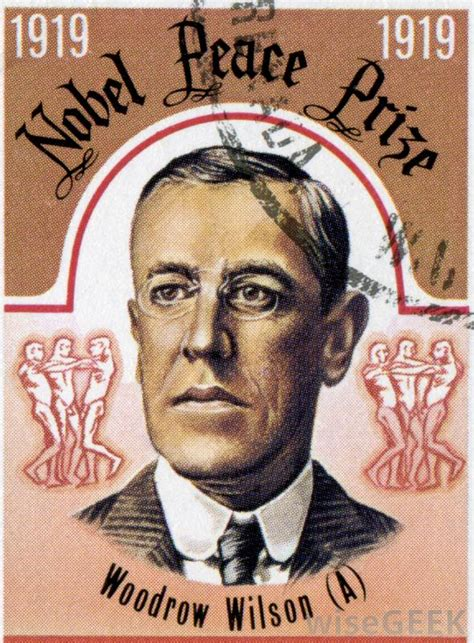 who is woodrow wilson with pictures