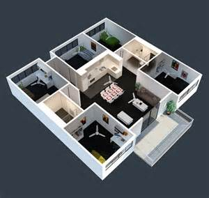 5 bedroom apartments 5 bedroom flat house plan house design plans