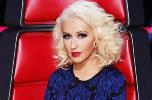 hairstyles on the voice christina aguilera returning to the voice gwen stefani
