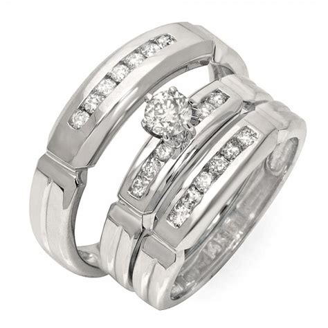 wedding rings sets walmart wedding rings sets for and rikof