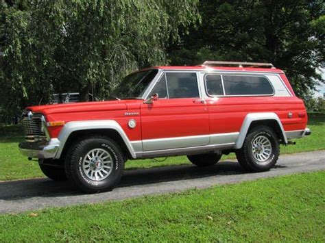 jeep chief 1979 find used rare classic 1979 jeep cherokee chief s model in