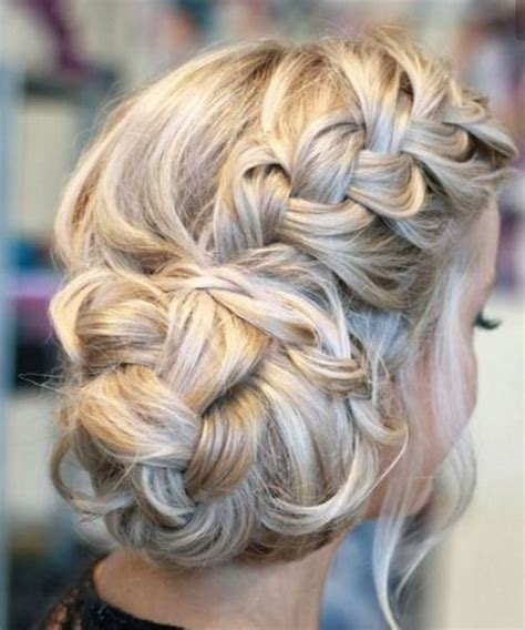 formal side french braid updo 63 best short red hair images on pinterest bright blue
