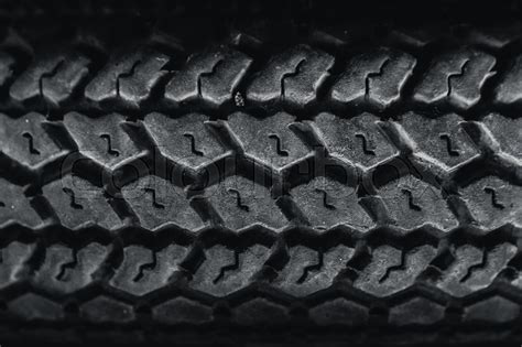 texture tire pattern vintage old motorcycle tire texture pattern stock photo