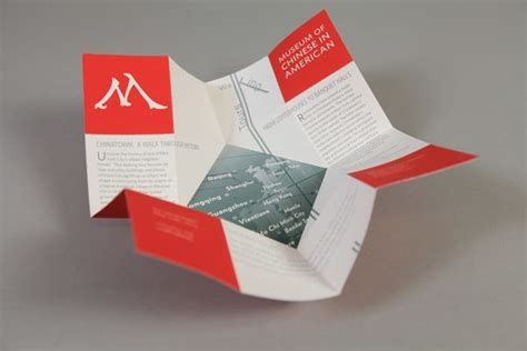 unique design leaflet cool brochure designs that make the reader adore them