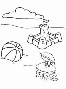 childrens coloring pages summer coloring pages for