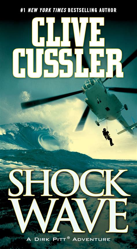shock wave books clive cussler shock wave