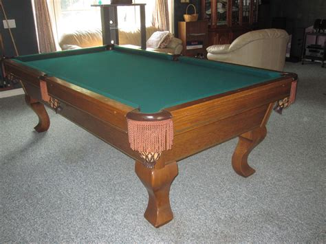 buena park amf pool table refelting dk billiards