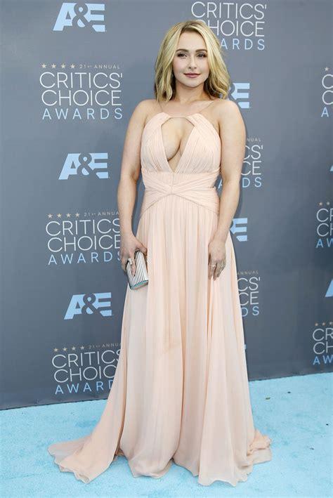 Choice Awards Hayden Panettiere hayden panettiere 2016 critics choice awards in santa