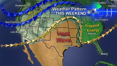 us weather map jet us jetstream pattern 171 cbs dallas fort worth