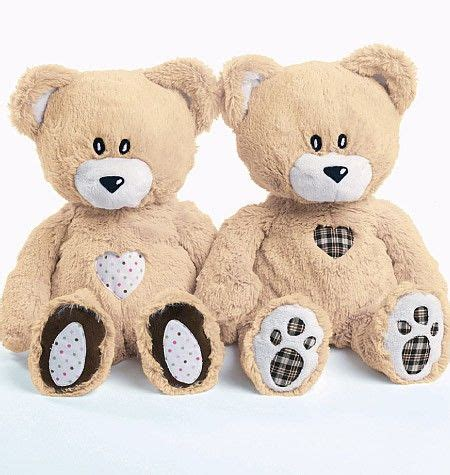 simple pattern for a teddy bear 138 best teddy bear patterns images on pinterest