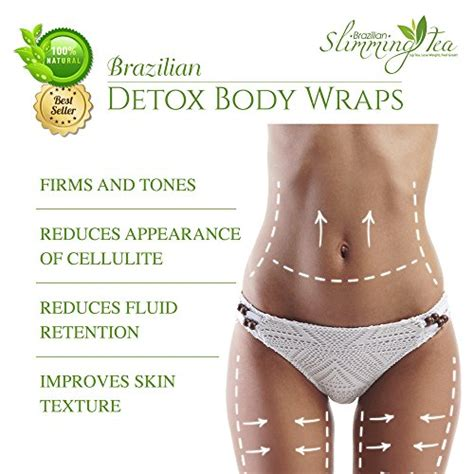 Slim And Detox Wraps by Detox Wrap For Weight Loss Silky N Slim