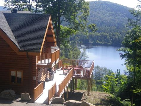 cottages mont tremblant cottage rental qu 233 bec laurentides mont tremblant