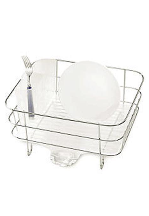 Simplehuman Compact Dish Rack Simplehuman Compact Dish Rack Belk Everyday Free Shipping