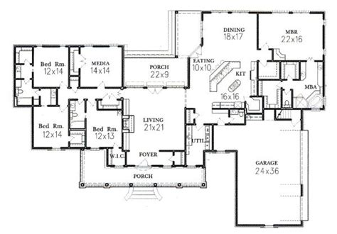 jack and jill bathroom house plans jack and jill bath for the home pinterest