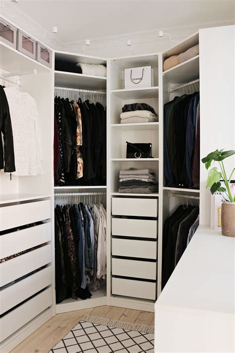 schrank ideen our walk in closet is done dueholm