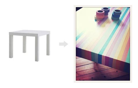 Rainbow Tables by How To Make Rainbow Table Craftspiration Handimania