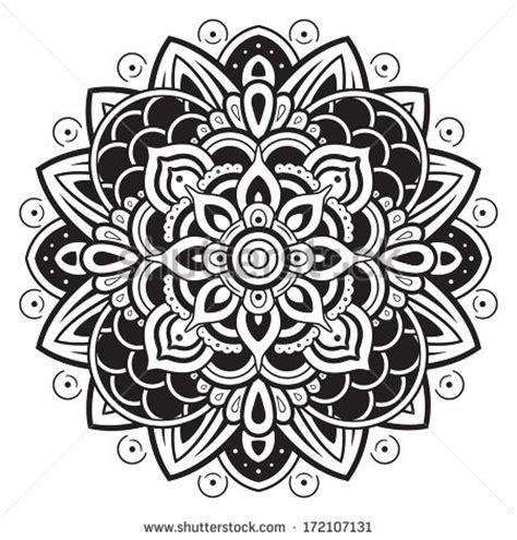 pattern mandala vector visual research mandala joseph robertshaw