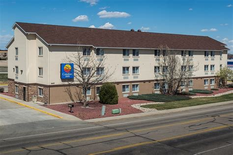 Comfort Inn Greeley Co by Projects Archive Cig Construction