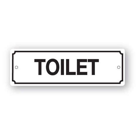 Toilet Sign dg26zp toilet sign