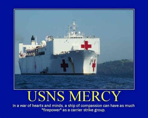 usns mercy and comfort usns mercy h2o craft pinterest