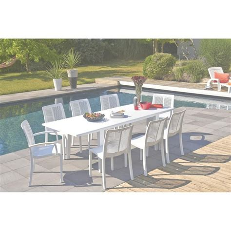 chaises le bon coin salon de jardin avec table ronde table