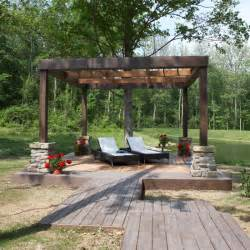 Backyard Deck Ideas 35 Cool Outdoor Deck Designs Digsdigs