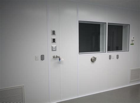 Recessed Led Lights Cleanrooms Esc Cleanroom Amp Critical Environment