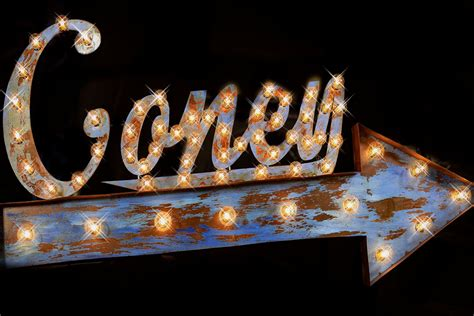 Lighted Marquee Letters by Marquee Letter Lighted Metal Marquee Sign Marquee Light