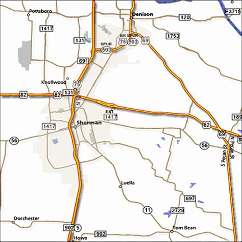 map of sherman texas sherman texas travel pal international