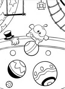 nom nom coloring pages free coloring pages of om nom