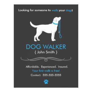 walking poster template walking flyers programs zazzle