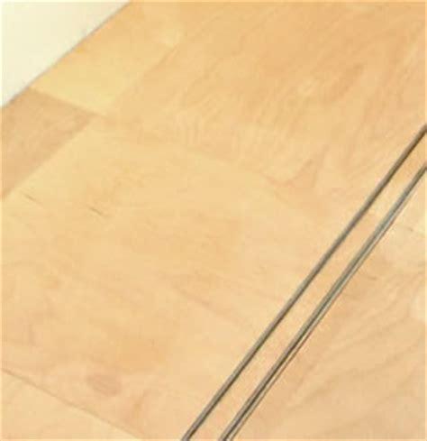 laminate flooring new laminate flooring creaking