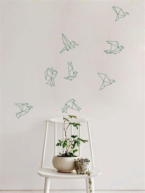Porte Photo Mural 2394 by Origami Oiseaux En Origami And Oiseaux On