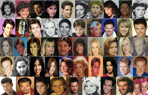 days of our lives the list of characters leaving keeps jason47 s days website cast photo 1965 2014