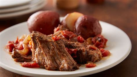 mexican pot roast recipe recipe for mexican pot roast slow cooker mexican pot roast recipe from betty crocker