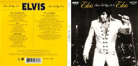 elvis presley ive lost you thats the way it is 1970 ftd cds ftd cd katalog