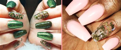 weed nail art is about to become your best bud more com