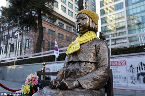 comfort japan korea south korean comfort blast japan apology ww2