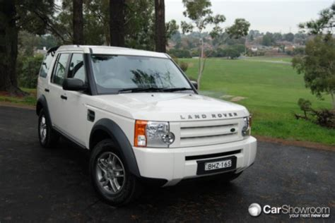 how cars work for dummies 2009 land rover lr3 windshield wipe control review 2009 land rover discovery 3 car review