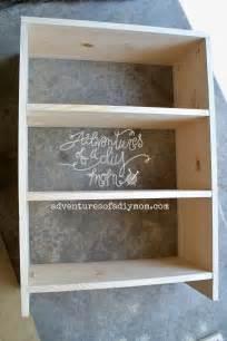 how to build a bookshelf adventures of a diy