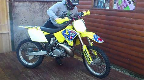 2001 suzuki rm250 2002 suzuki rm250 for sale motocross