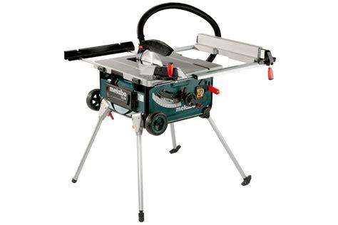 circular saw table saw ts 254 600668000 table circular saw metabo power tools