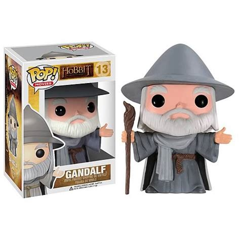 Funko Pop Gandalf The Lord Of The Rings the hobbit gandalf pop vinyl figure funko hobbit lord of the rings vinyl figures at