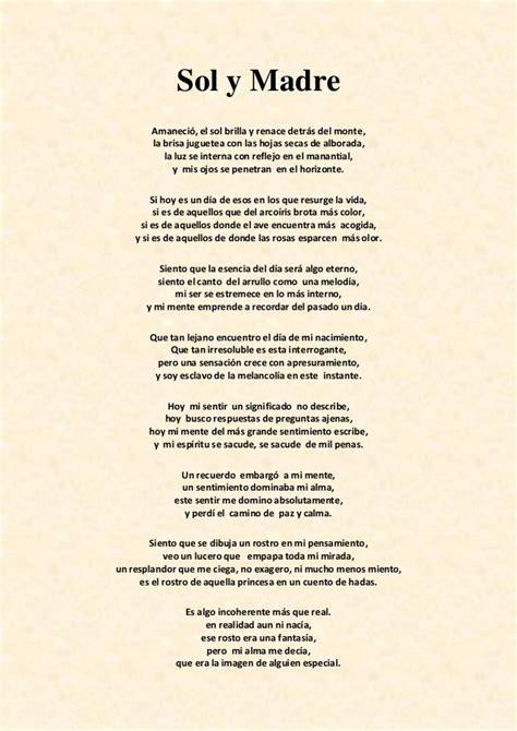 poesias al dia de la madre con 6 estrofas poema por el d 237 a de la madre diego arias zapata