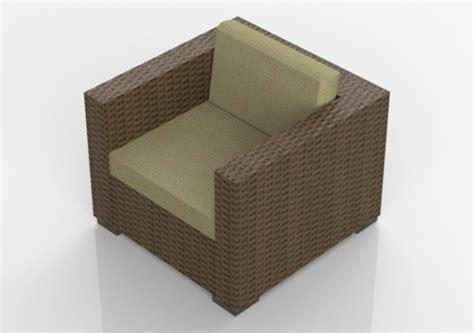 sedie 3d sedie 3d poltrona in vimini con braccioli acca software