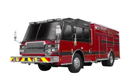 Cfire Trucker e one custom apparatus and custom trucks